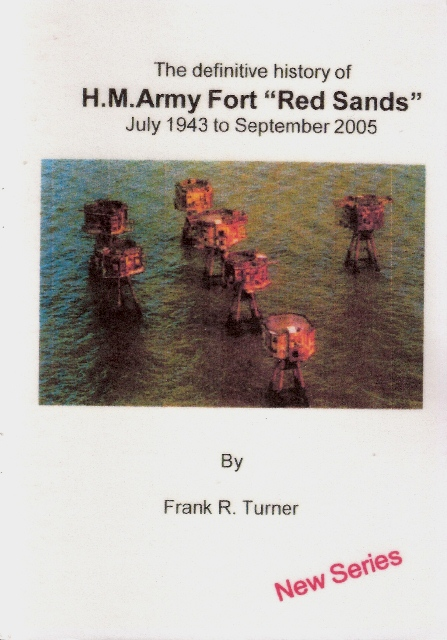 "H.M. Army Fort ""Red Sands"""