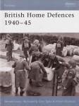 British Home Defences 1940-45