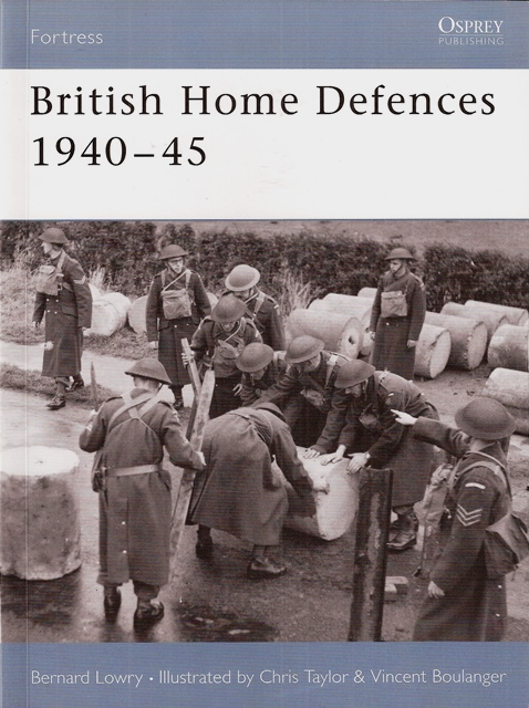 British Home Defences 1940-45
