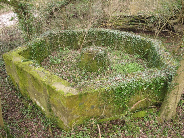 QF 6 Pounder Emplacement