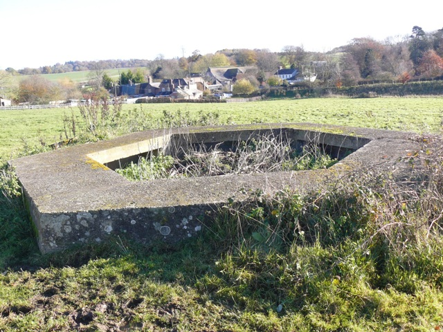 6 Pounder Open Emplacement