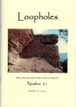Loopholes 61 Jan 2015